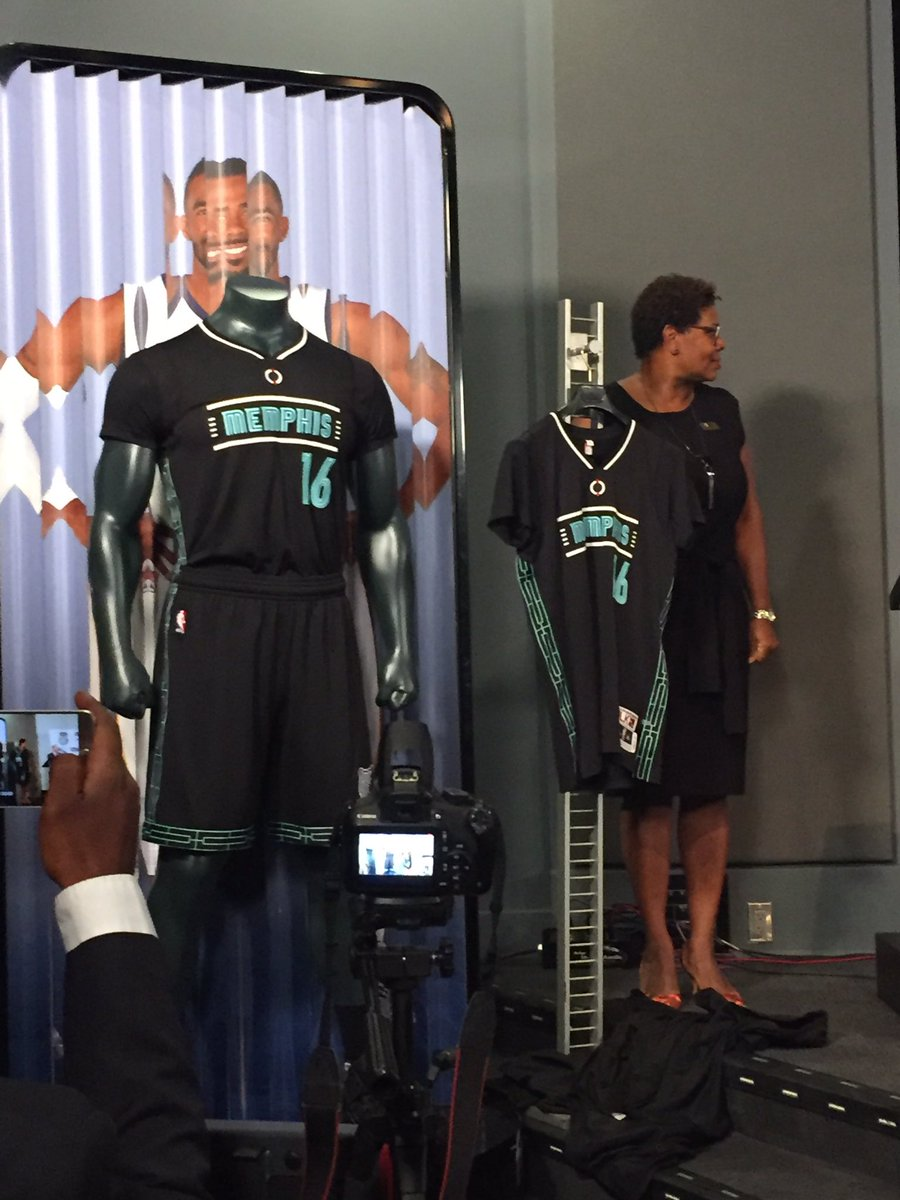 7160988fcb1 ... wholesale natcivilrightsmuseum on twitter check out the memphis  grizzlies mlk50 jersey dedicated 2 dr.kings