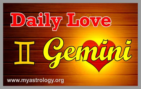 Gemini daily love horoscope for singles  Gemini Monthly Love
