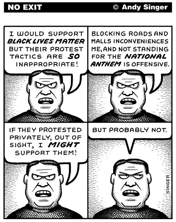 """Jonathan Riley on Twitter: """"White People: """"#BLM should protest ..."""