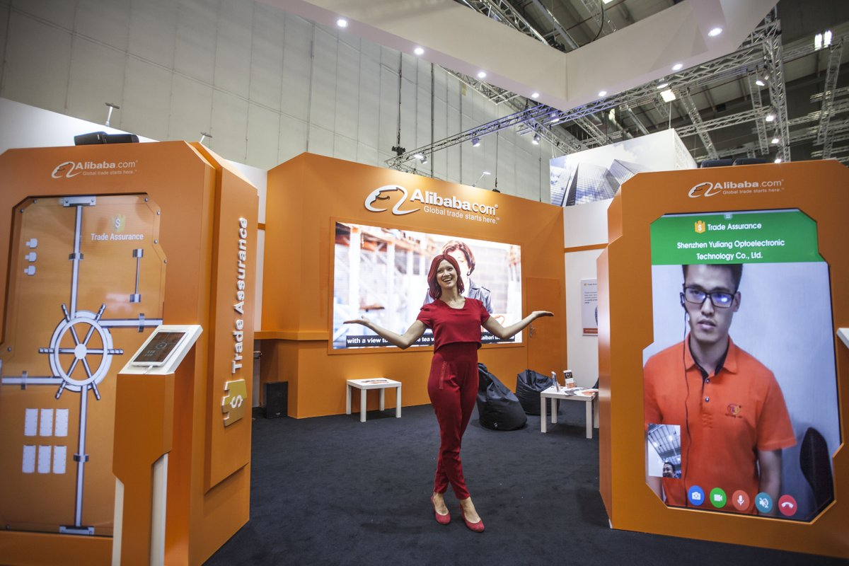 Alibaba australia on twitter checkout our promotion of trade alibaba australia on twitter checkout our promotion of trade assurance during the recent 2016 ifa trade show in germany stopboris Images