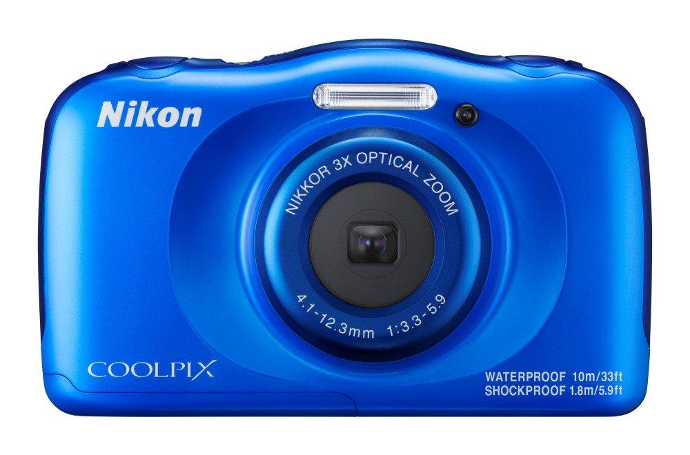 大人から子どもまでみんなで楽しめるコンパクトデジタルカメラ「COOLPIX W100」を発売 https://t.co/yqbo6yz6xD