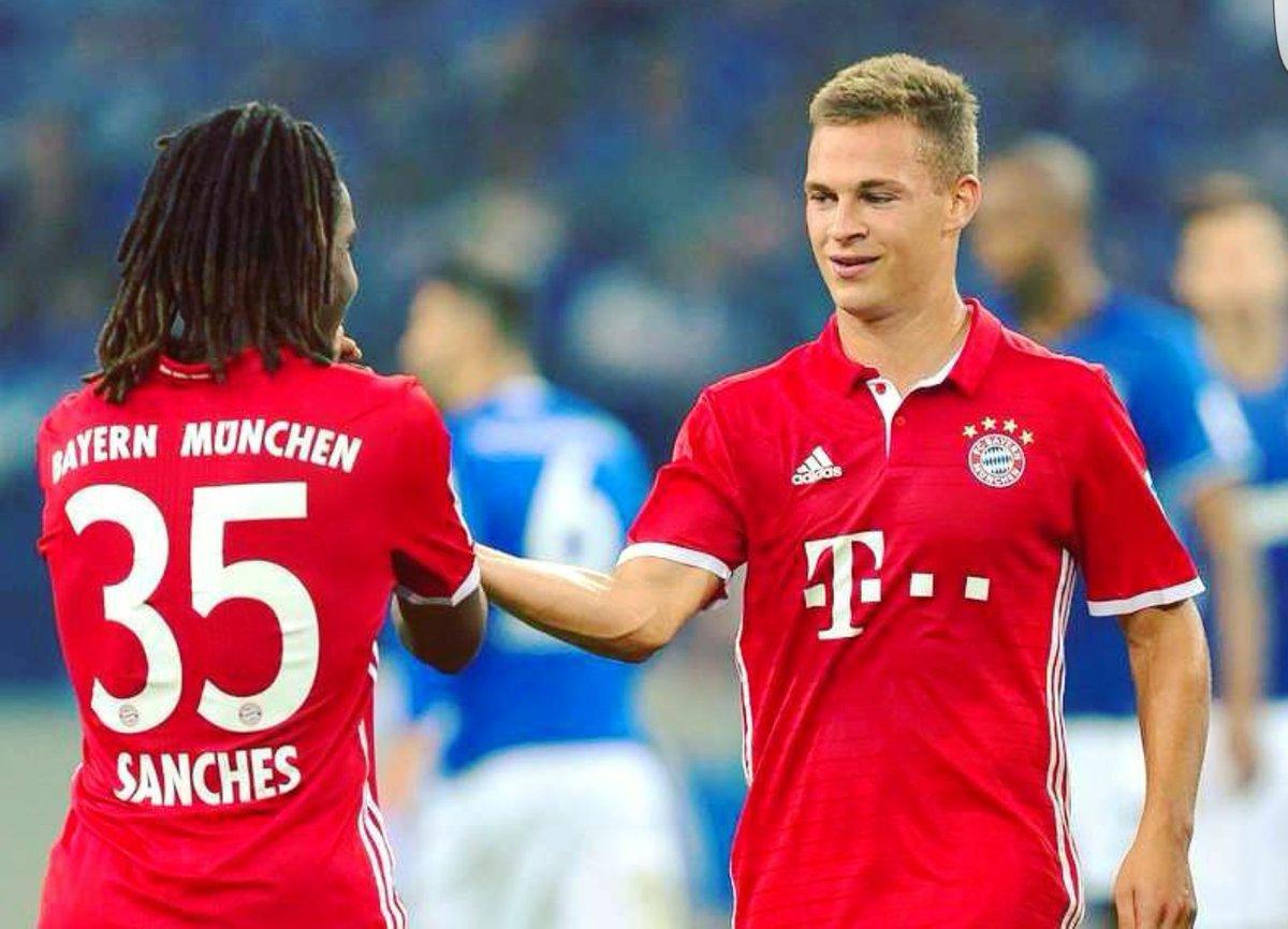 "FCBayernNews on Twitter ""The future Joshua Kimmich & Renato"