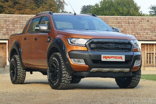 Nene Overland On Twitter Check Out Or New FORD RANGER WILD