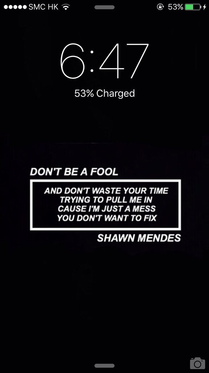 Lockscreen On Twitter Shawn Mendes Don T Be A Fool Lockscreen Rt Comment Which One U Want I Ll Dm U Mbf Dontbeafoolonitunes