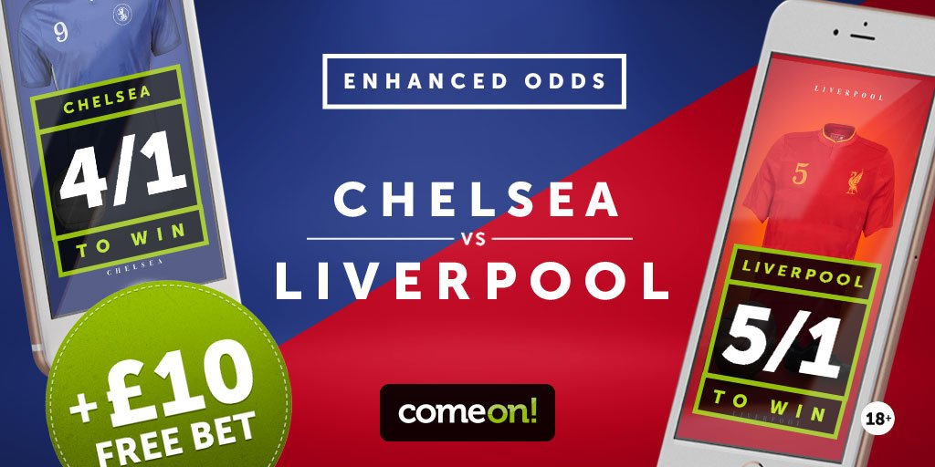 ComeOn Enhanced Odds