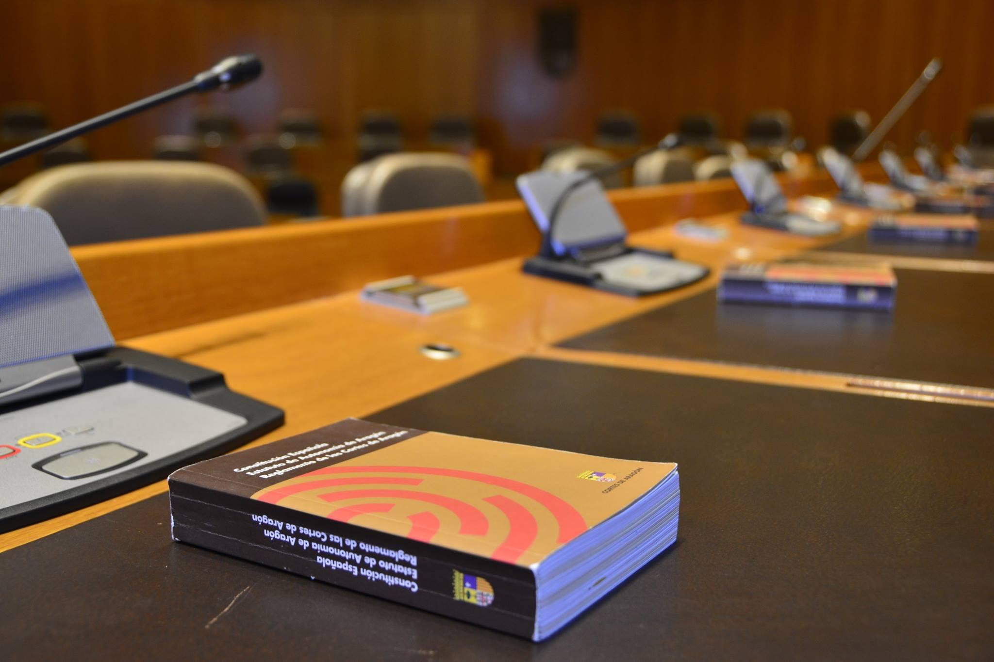 Thumbnail for Pleno Cortes de Aragón (15-16/09/2016)