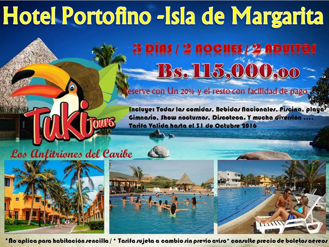 Hotel portofino isla margarita httpwww tukitours com los anfitriones del caribe pic twitter comgavhyuc5ln