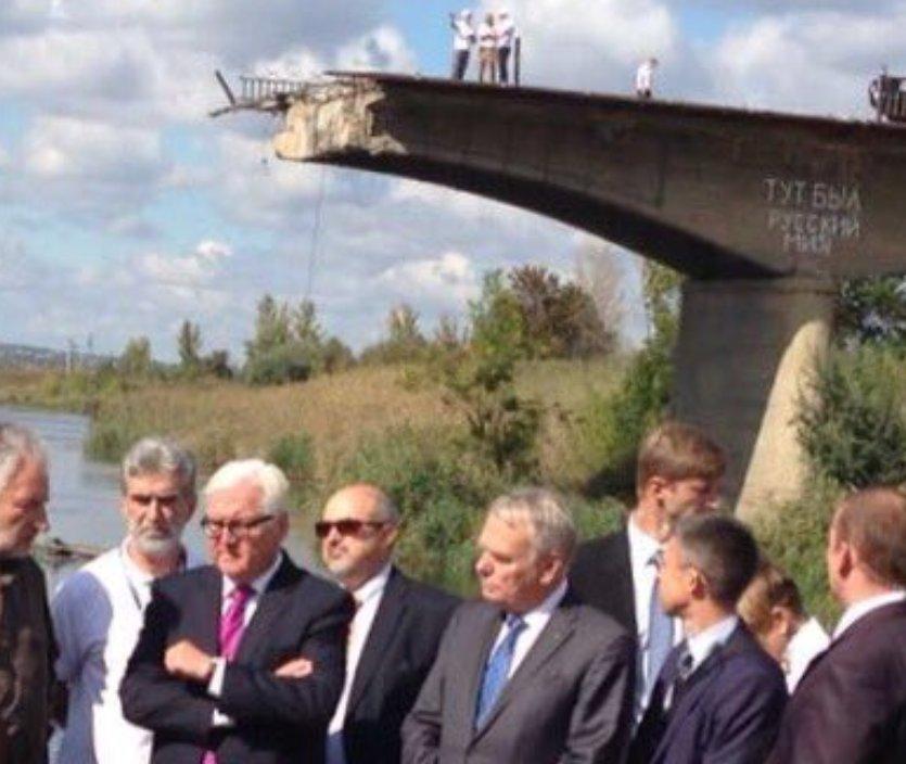 """""""Они не заставляют нас сначала что-то принимать"""", - Климкин отрицает принуждение Францией и Германией Украины к предоставлению особого статуса Донбассу - Цензор.НЕТ 8459"""