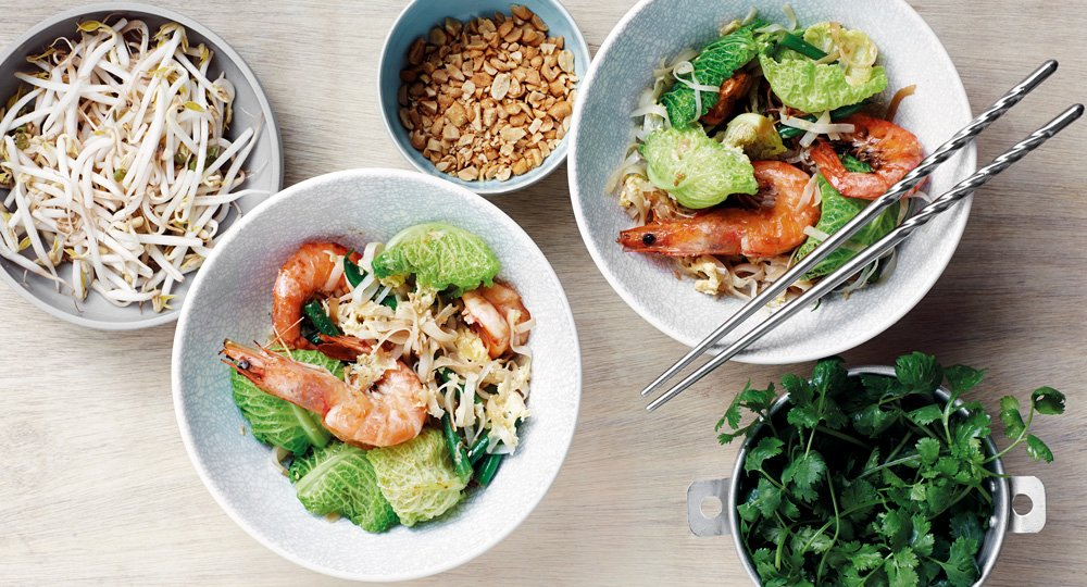 Women S Health Aus On Twitter Whip Up This Healthy Prawn Pad Thai
