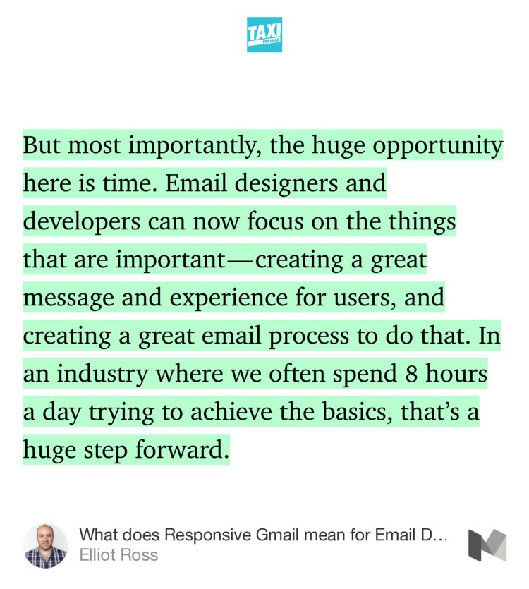 What does Responsive Gmail mean for Email Design? https://t.co/sYG0dNTViZ #emailgeeks #emaildesign https://t.co/PdOY07kueG