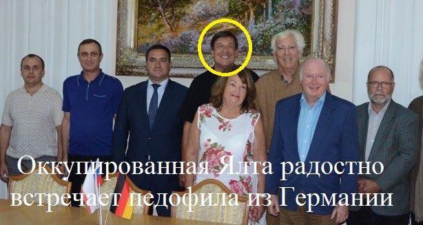 Путин визитом в оккупированный Крым пытается поднять там явку избирателей, - Чубаров - Цензор.НЕТ 414