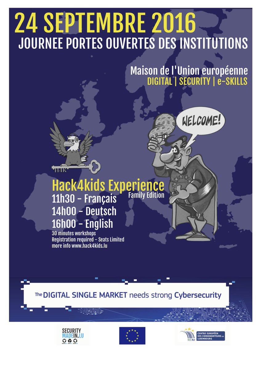 Eu Zu Letzebuerg On Twitter Save The Date 4kids Family Edition H At House Of The Eu In Luxembourg Https T Co 9qoihbduhq