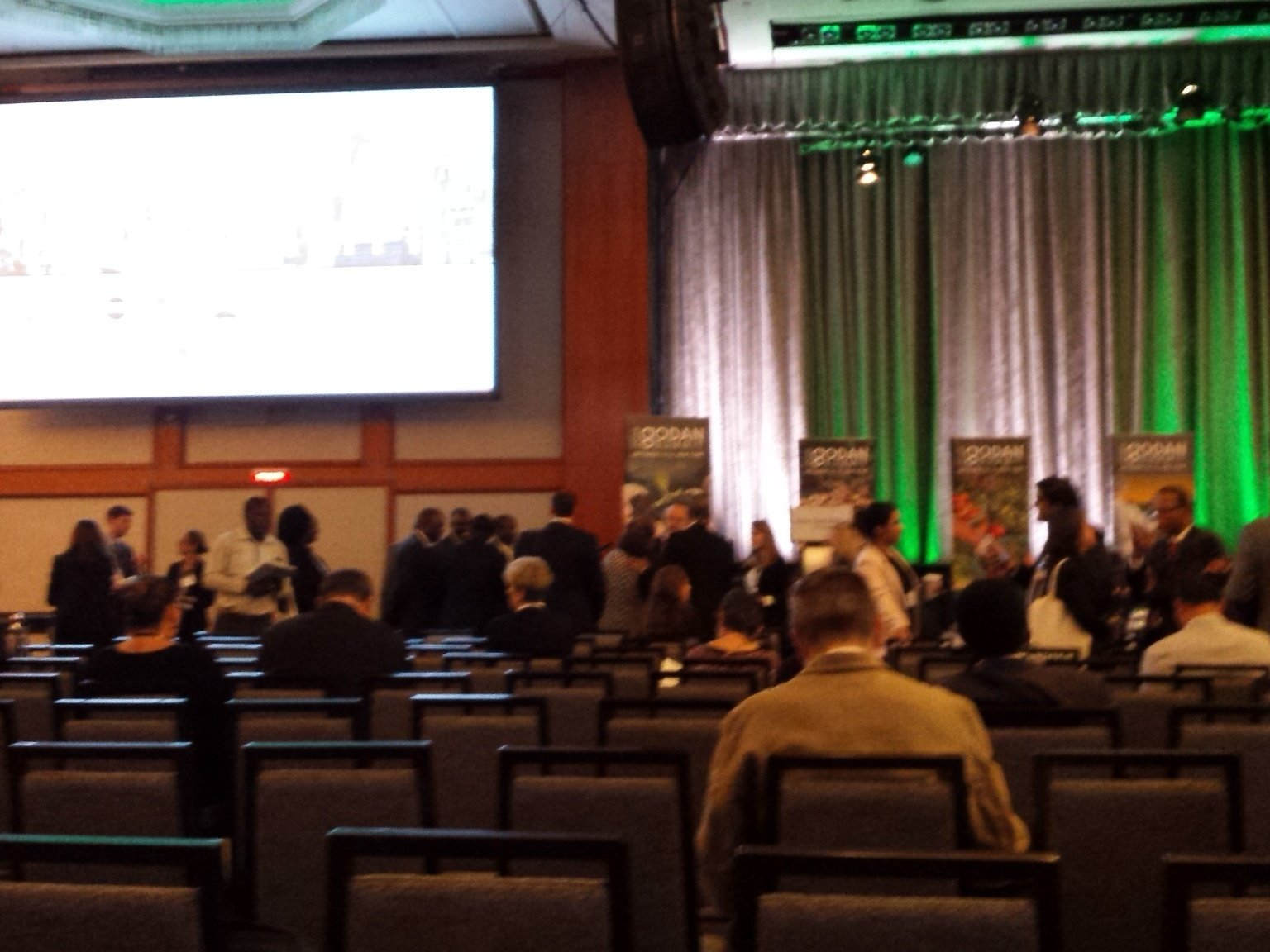 #GODANSummit2016 about to get going... https://t.co/CiTnyq24sP