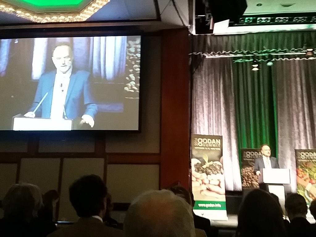 Andre Laperriere @godansec opens godan summit https://t.co/U8lQWje4nN #godansummit2016 https://t.co/Kg11d49wp6