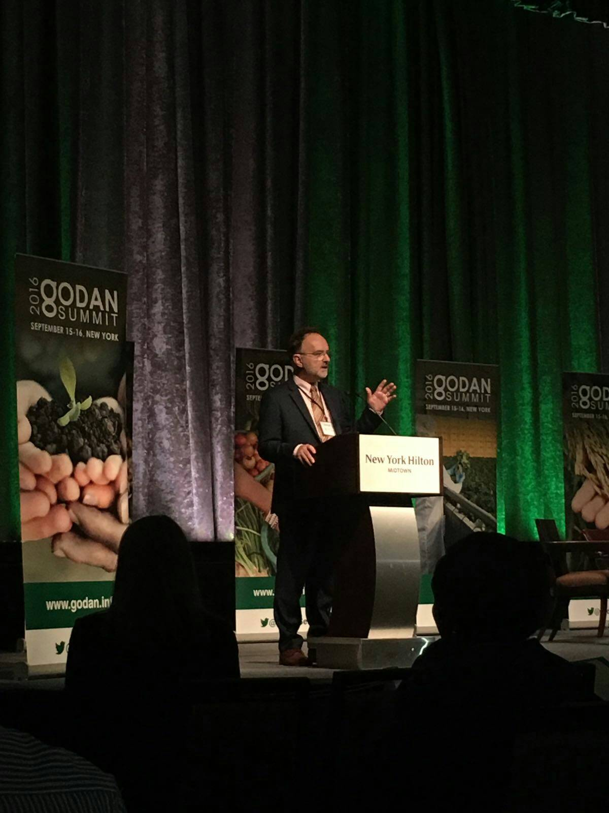 .@godanSec Executive Director @a_laperriere opened the #GODANSummit2016 https://t.co/sqp51txUnf