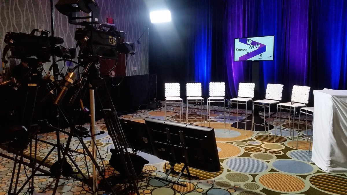 D2 is at the Renaissance in Boston today, producing a live webcast from the #Accenture CMT Connect conference.
