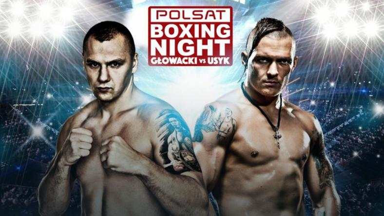 Polsat Boxing Night na żywo