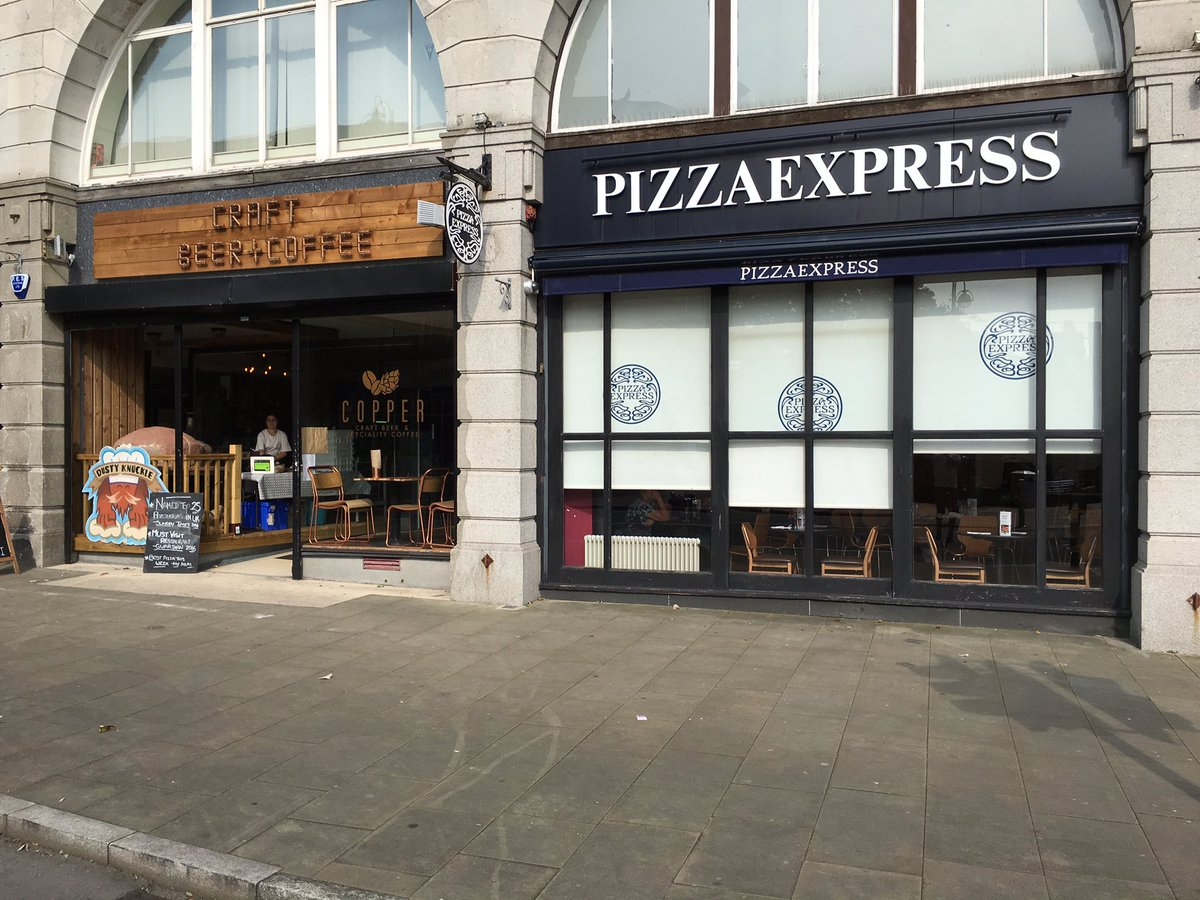 Dusty Knuckle On Twitter Hey At Pizzaexpress Swansea Were