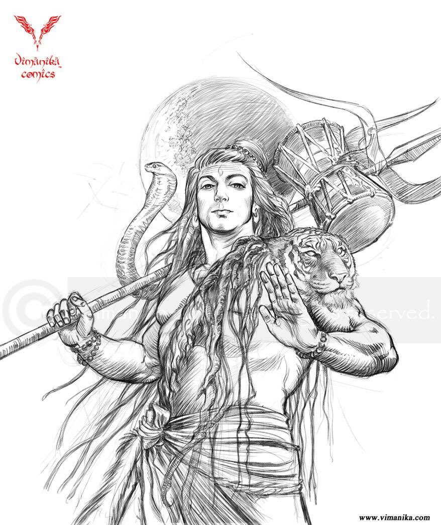Vimanika comics