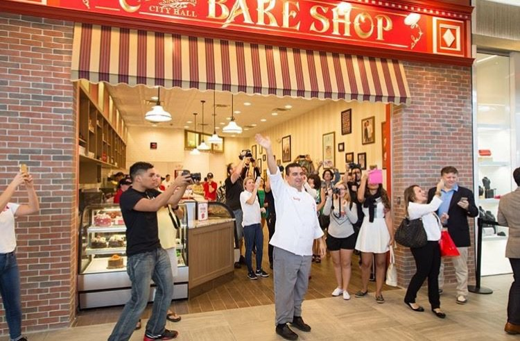 Don't miss seeing @CakeBossBuddy Thursday, Sept 29th 10:30am-1:30pm @CarlosBakery at The Florida Mall! https://t.co/74G9ZeyfrR