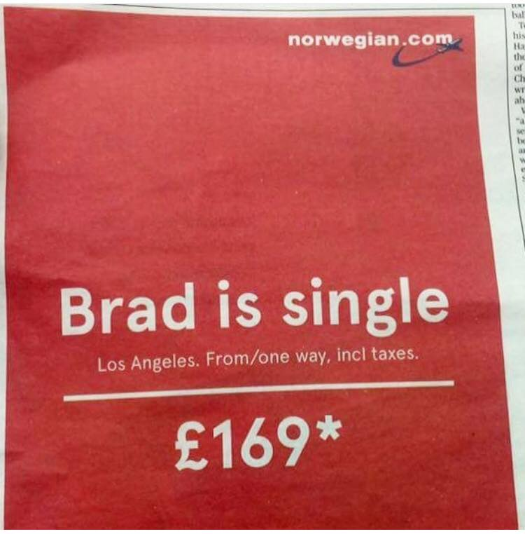 .@Fly_Norwegian, this may be the most brilliant #airline ad of the year. #advertising https://t.co/Rt9BfhKwUI