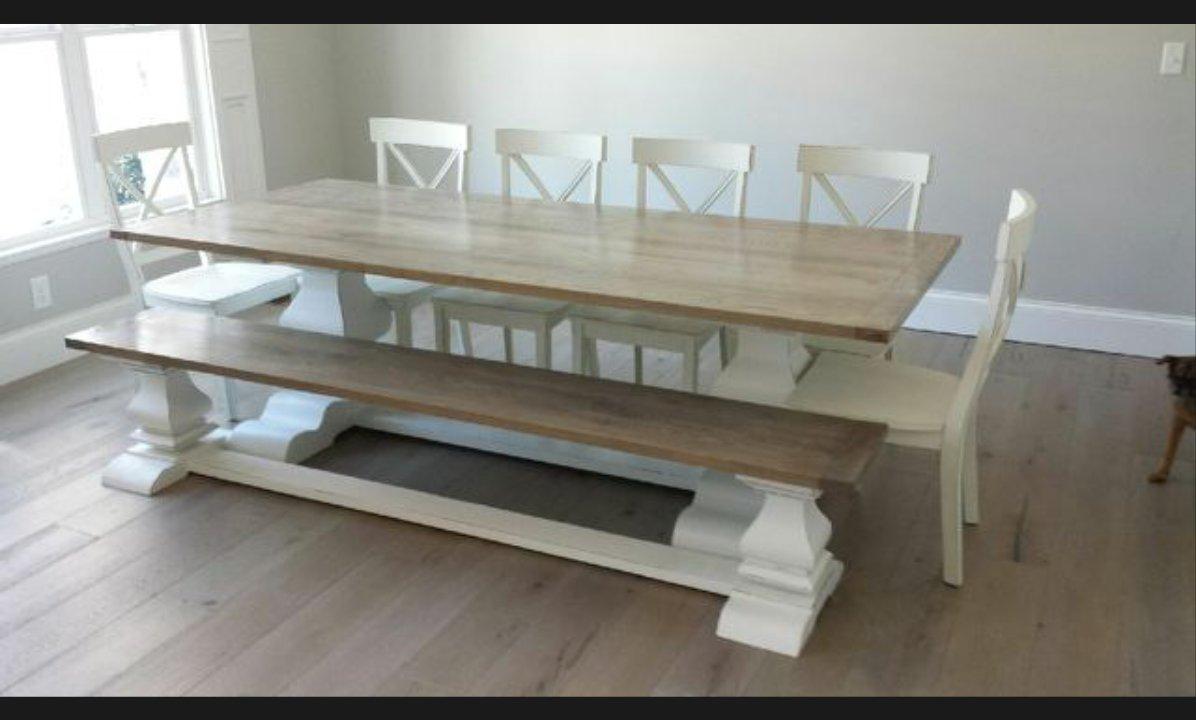 Beau Farmhouse Furniture Followed