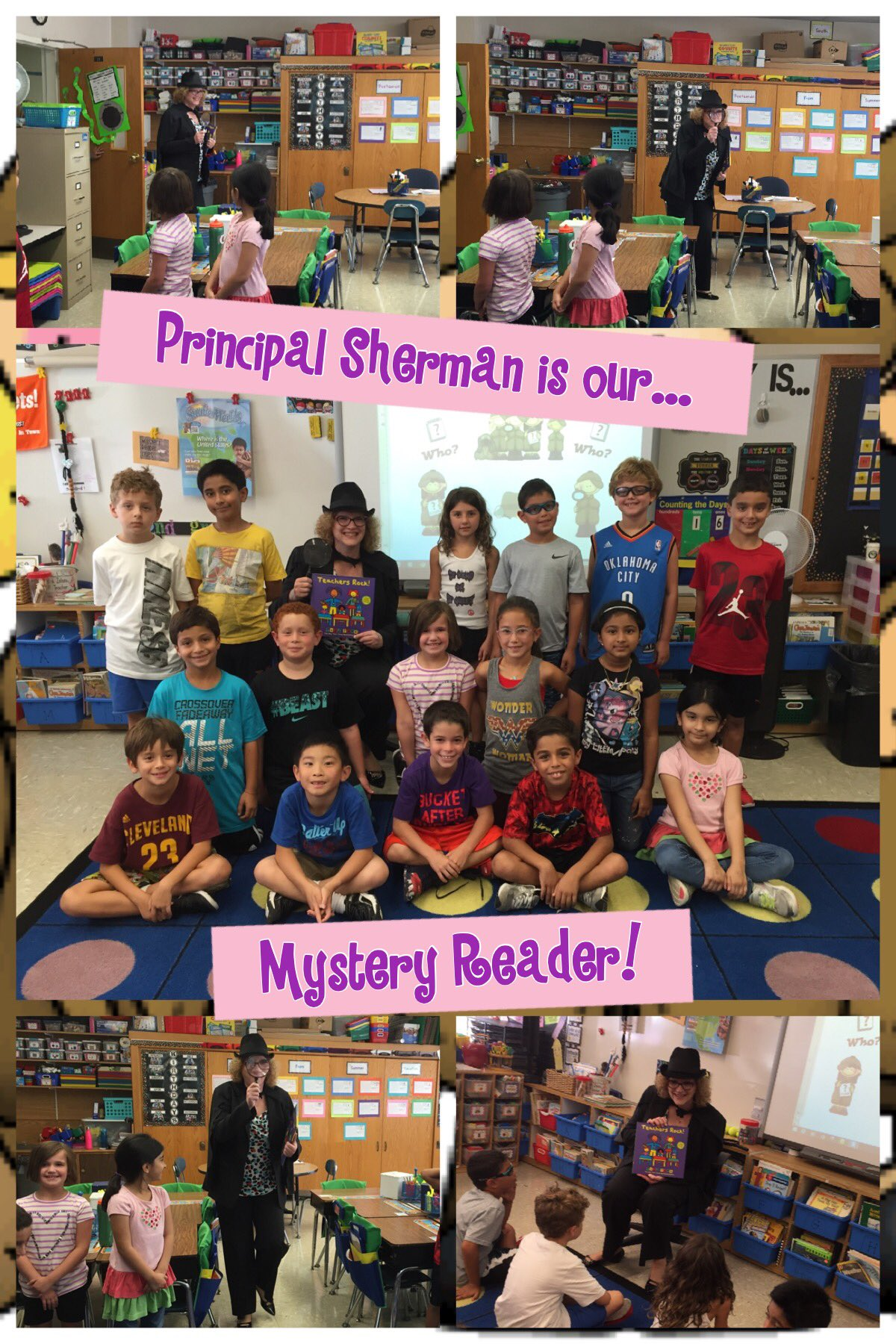 Ss were so excited over @Ivysherman being their 1st Mystery Reader📖 #2ZC @AcohenAllie @JerichoUFSD #seamanstrength https://t.co/Aa5aynDlBc