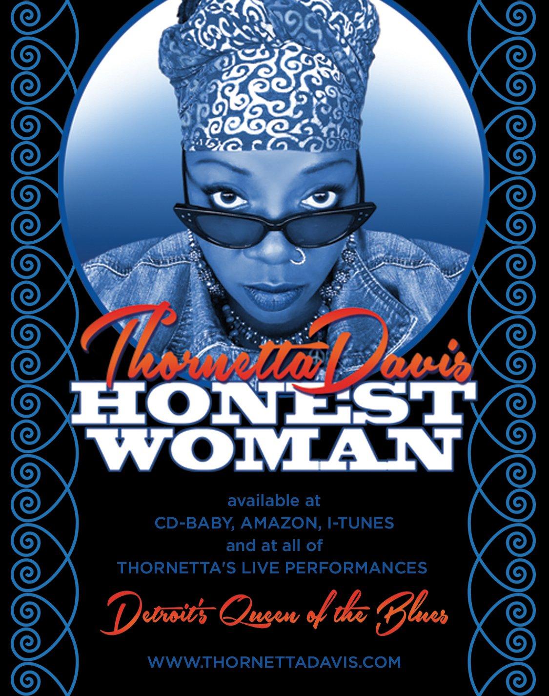 "Amazon Queen Bleu thornetta davis on twitter: ""thornetta davis ""honest woman"