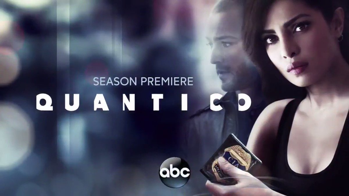 The wait is over. #Quantico premieres TONIGHT at 10 9c on ABC! https://t.co/v7KnwrZfpO