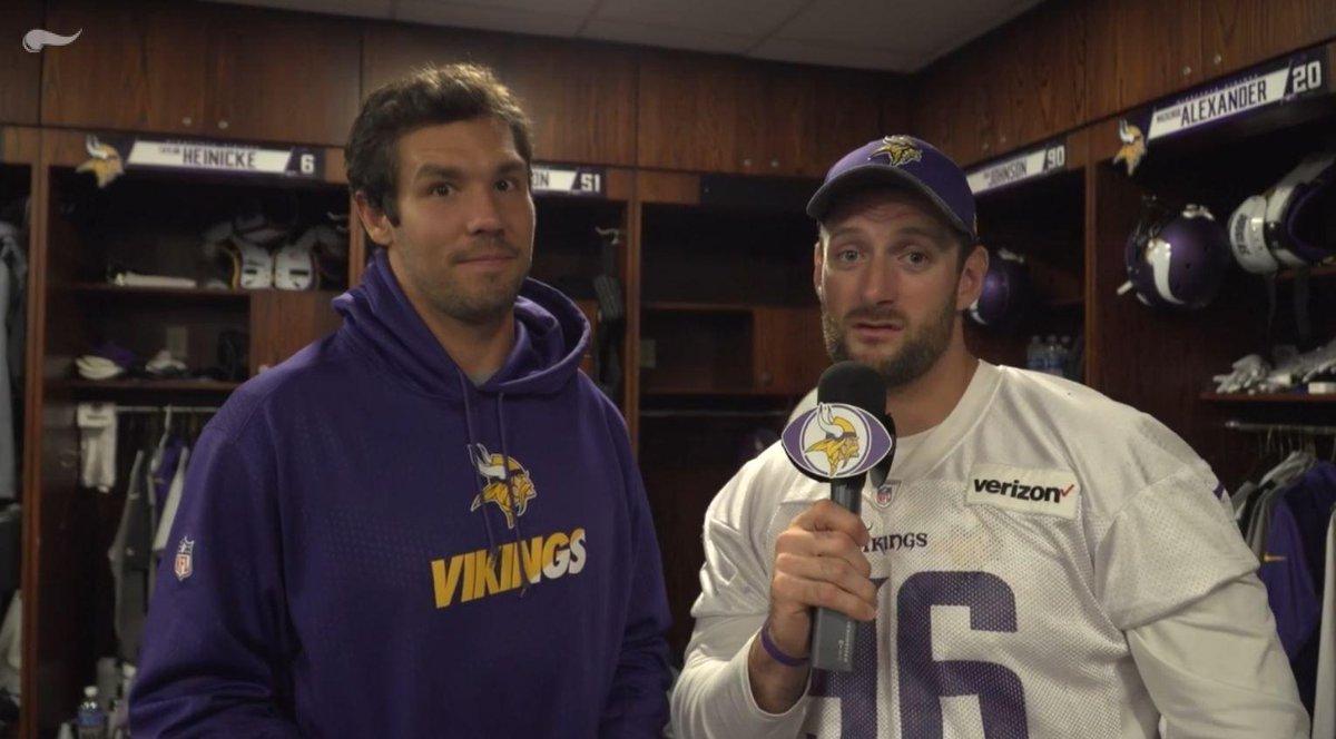 fee95b04b Minnesota Vikings on Twitter: