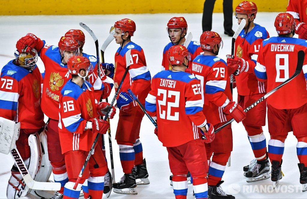 кубок мира по хоккею 2016 россия финляндия результат дальнейшем