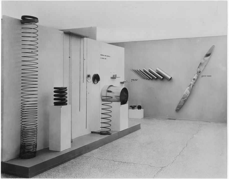 Just released, digital archive of all @MuseumModernArt exhibitions, 1929 to today: https://t.co/DTNMok1KSZ https://t.co/P8E3i5u00O