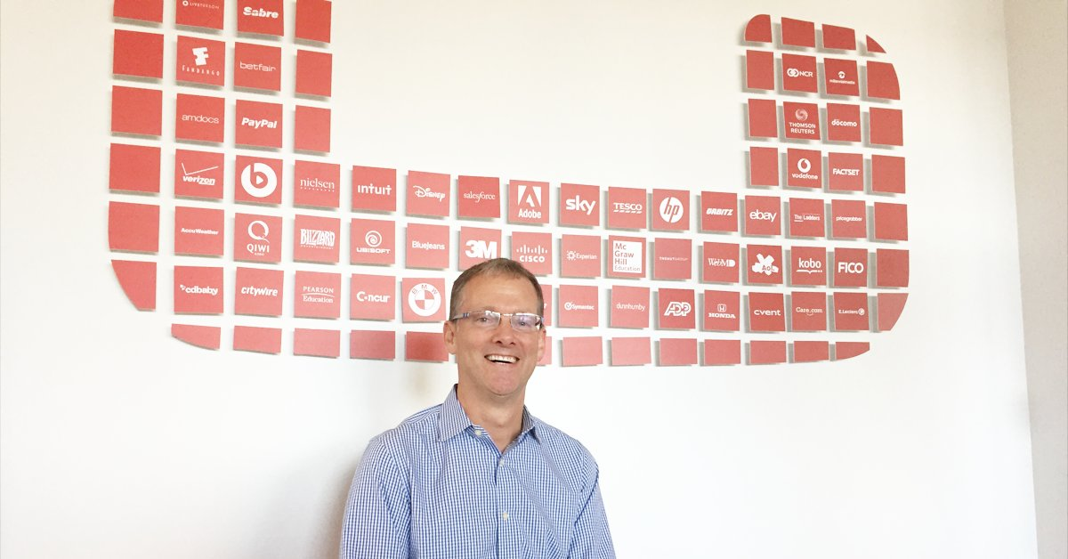 Couchbase names industry veteran Finter as CMO