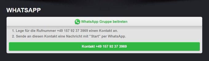 Whatsapp porn gruppe