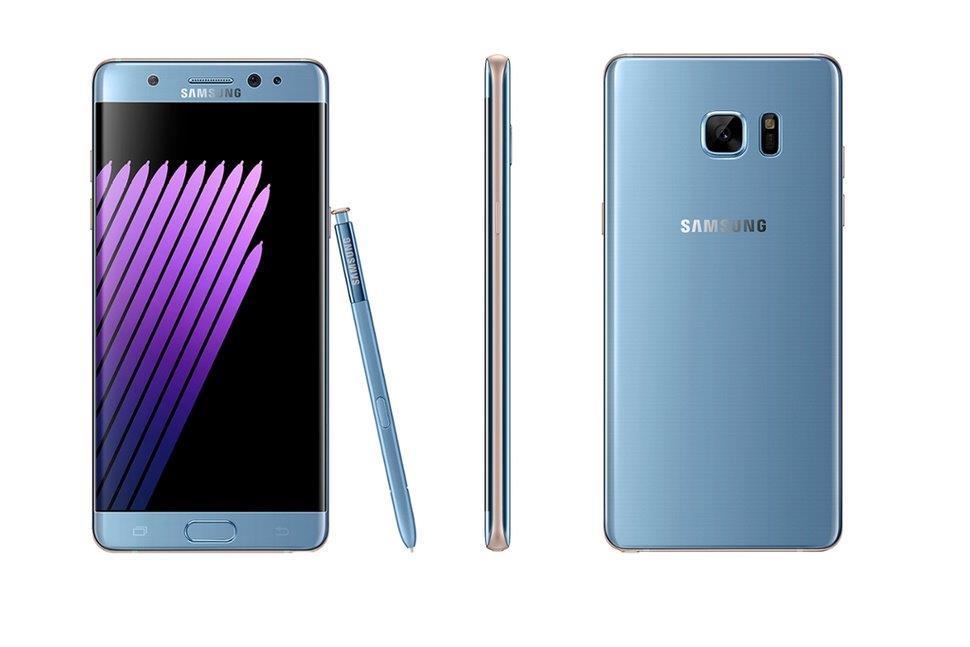#Recall: 1M @SamsungMobileUS #GalaxyNote7 smartphones; serious burn/fire hazard; Act Now: https://t.co/6v1egZIrRm https://t.co/UFp7e1eTi6