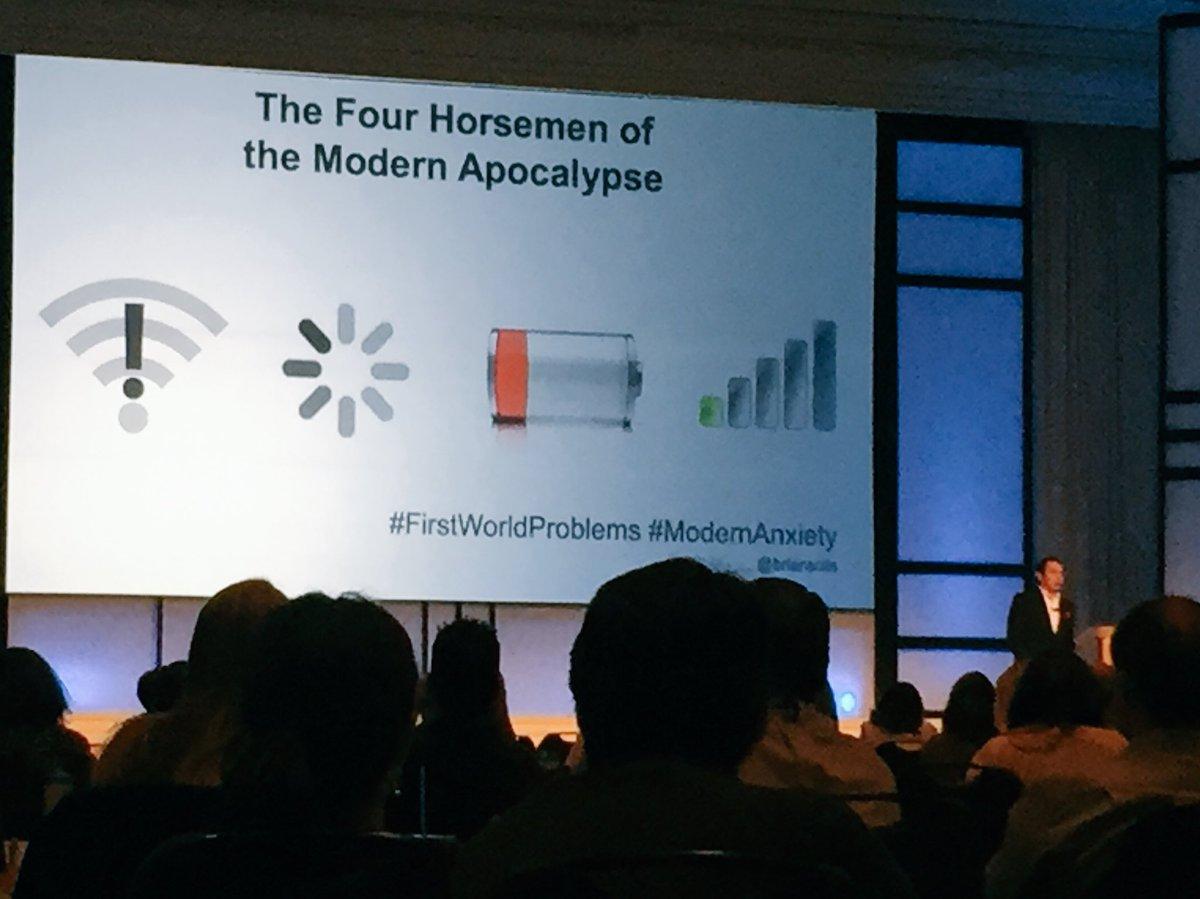 The Four Horsemen of the Modern Apocalypse via @briansolis #bmcvegas
