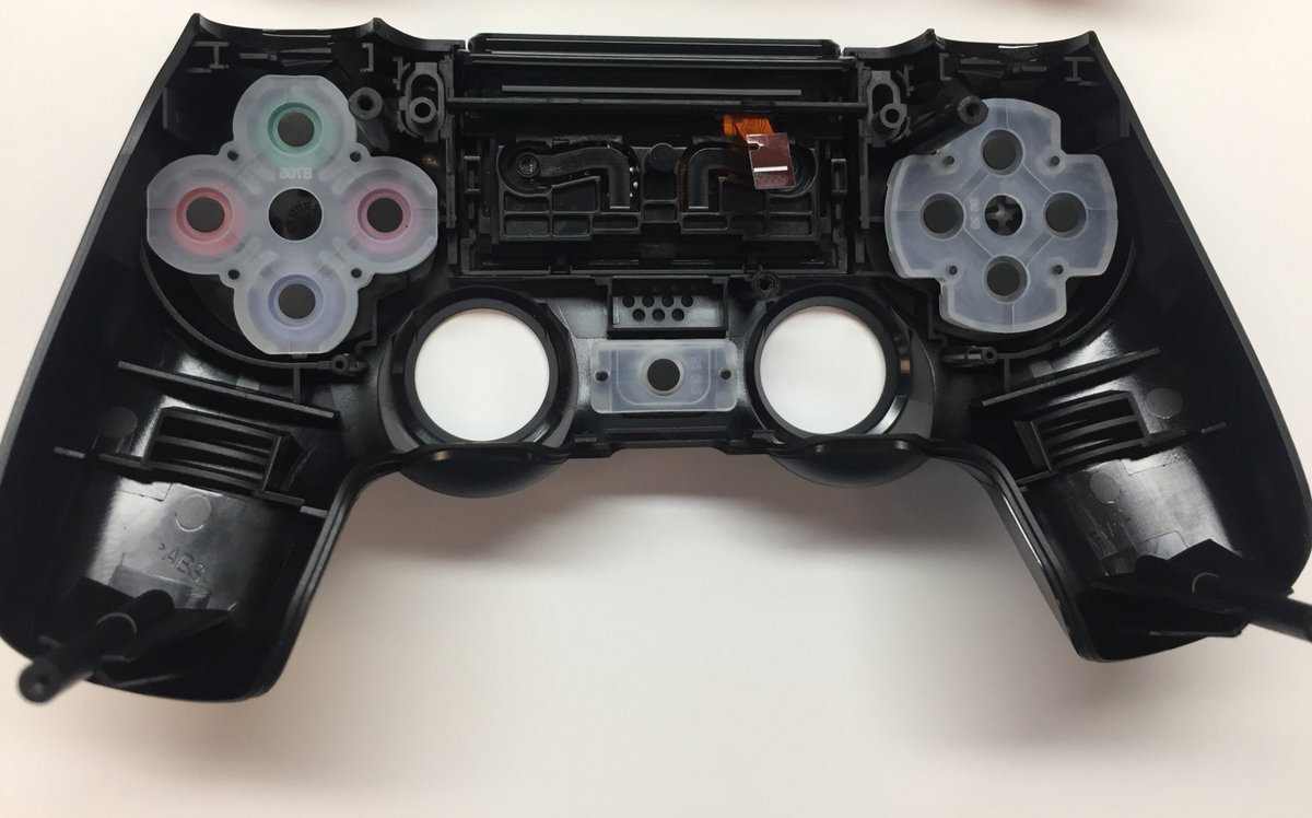 how to clean ps4 controller inside