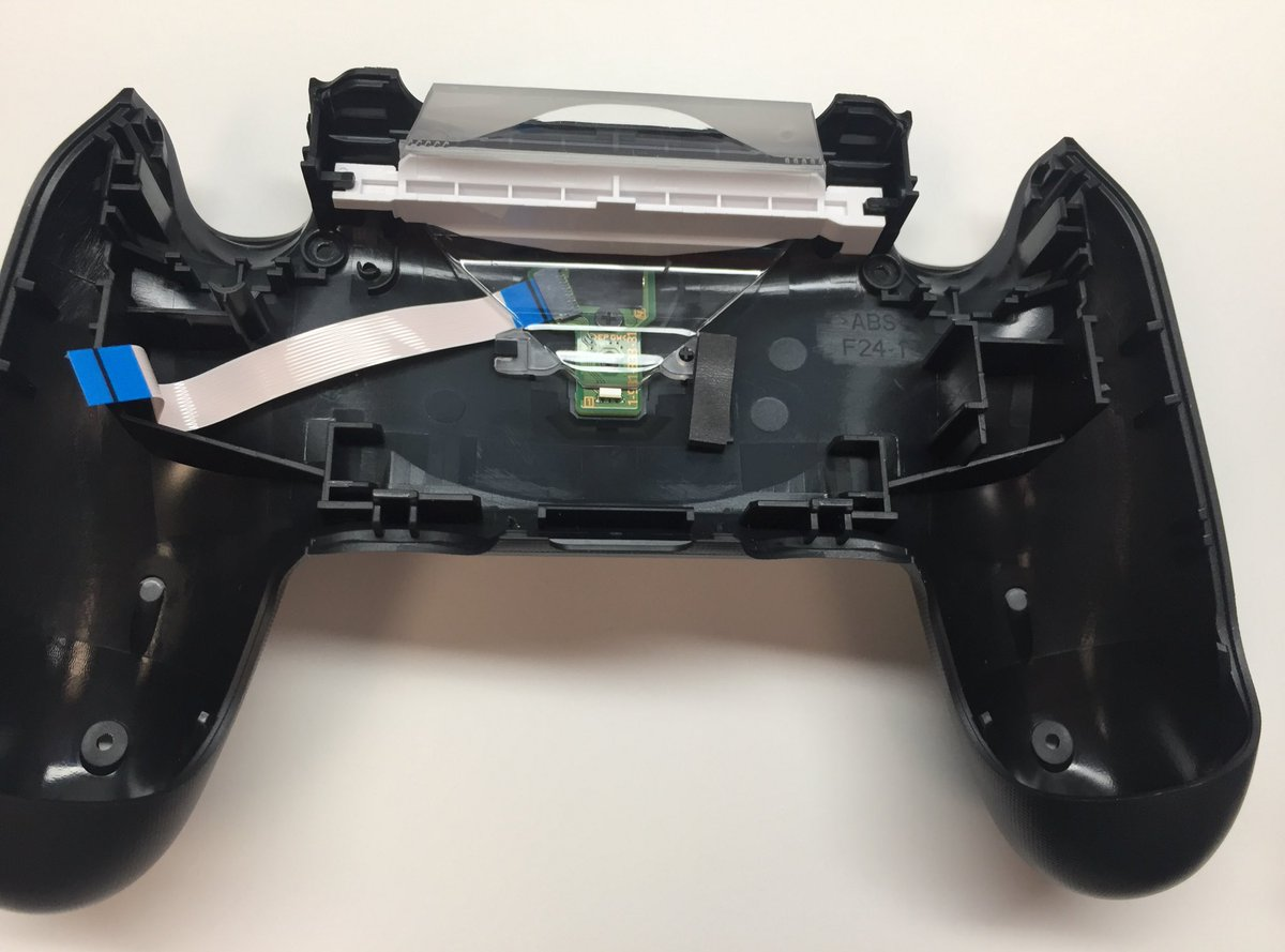 Controller Inside Of Sdvx Arcade Style Xbox 360 Repair Ifixit Wireless D Pad Replacement