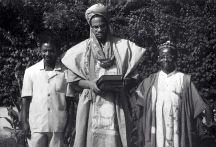 "Face2face Africa on Twitter: ""Pic of the day: Malcolm X in Nigeria (1964)  #VintageAfrica #ThrowbackThursday #F2FA #panafrican #africa… """