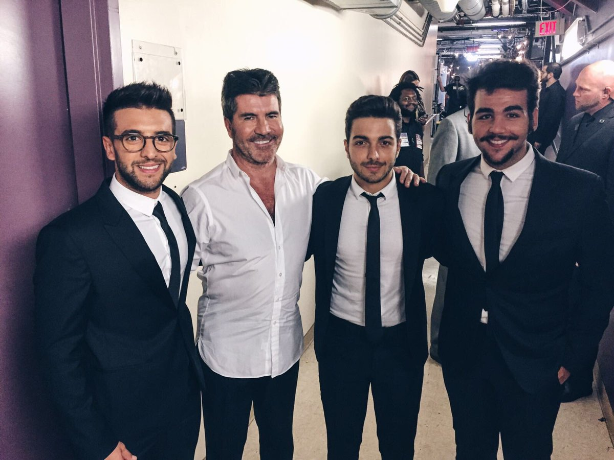 Il Volo on Twitter: