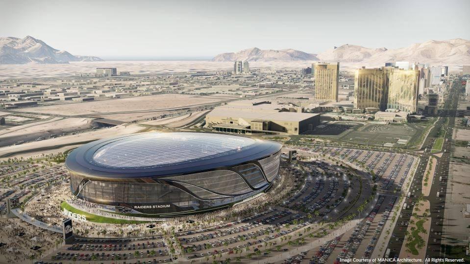 #BREAKING - Committee votes to fund Las Vegas NFL stadium #8NN   https://t.co/A6lAG4EbwQ