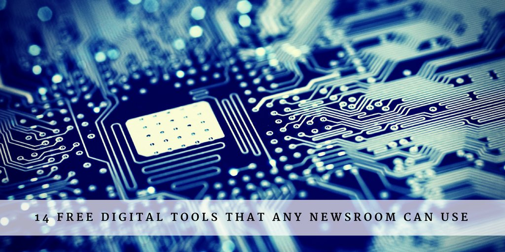 #ONA16 journos: Check out these 14 free digital newsroom tools from the @ICFJKnight Fellows https://t.co/OBUmLm9oYL https://t.co/aN789CVbE5