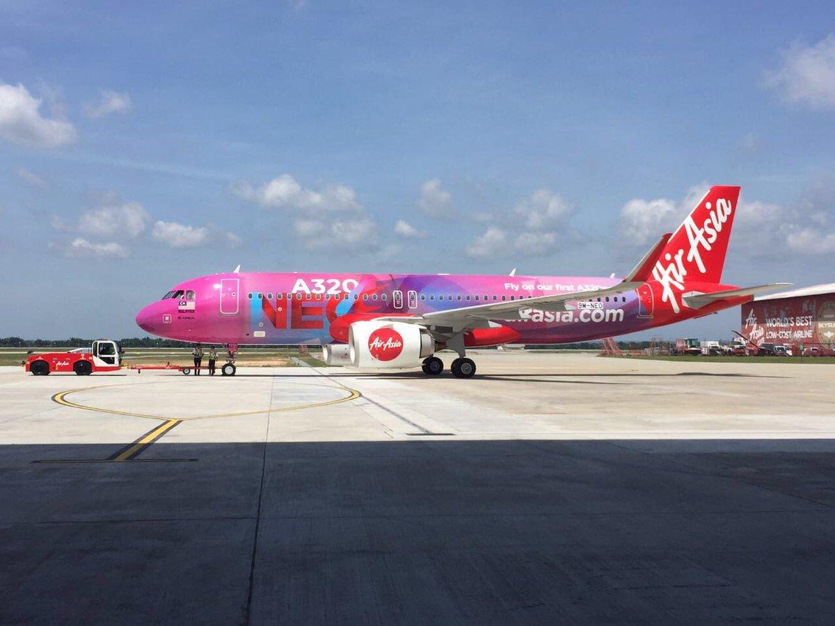 Resultado de imagen para AirAsia A320neo