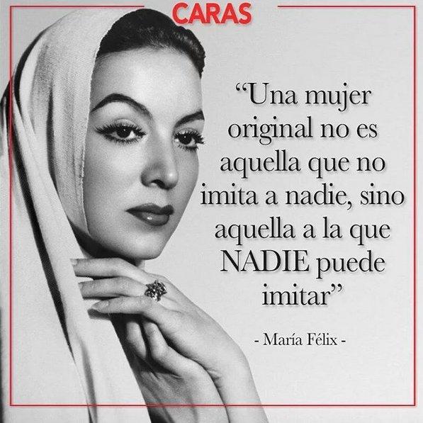 Caras Op Twitter Vivamexico 10 Frases Célebres De María