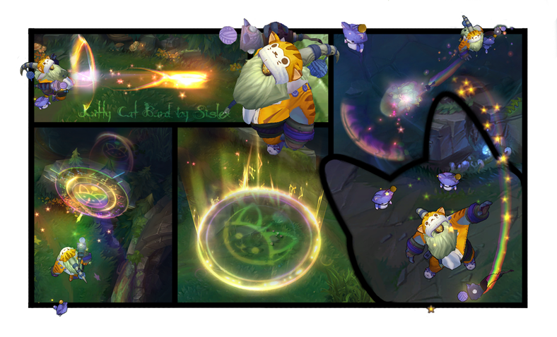 Ultimate skin leaked plus the star guardian ones  - League of