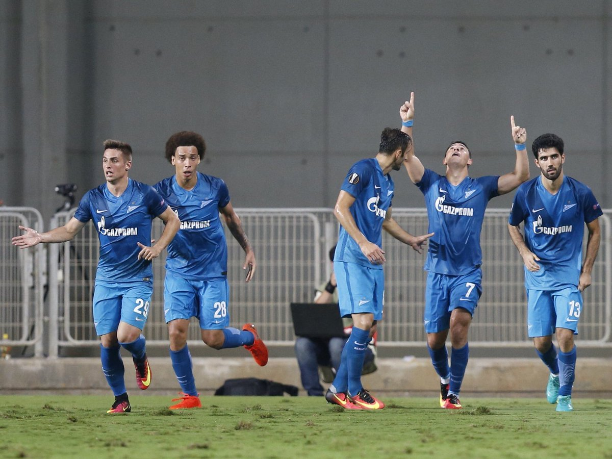 Video: Maccabi Tel Aviv vs Zenit