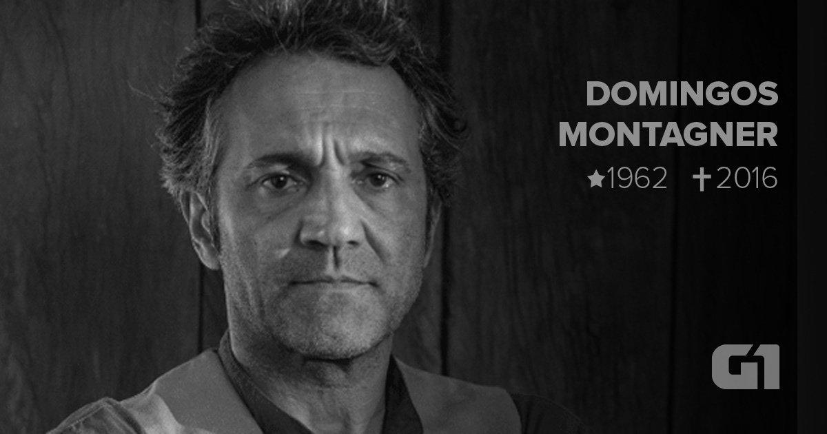 Ator Domingos Montagner morre aos 54 anos. Ele desapareceu após um banho de rio https://t.co/q6dN4U2ekG