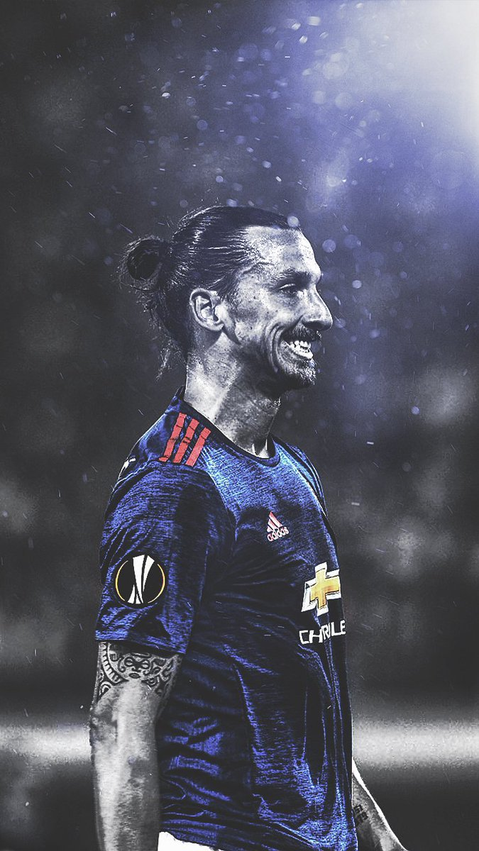 Footy Wallpapers On Twitter Zlatan Ibrahimovic Iphone Wallpaper Rts Much Appreciated Uel Mufc