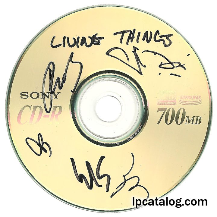 LPLive's 10th Anniversary: Signed #LivingThings CDR Giveaway! RT to win! https://t.co/BQmQBedV84 #LPLiveX https://t.co/o4UXTcG2U9