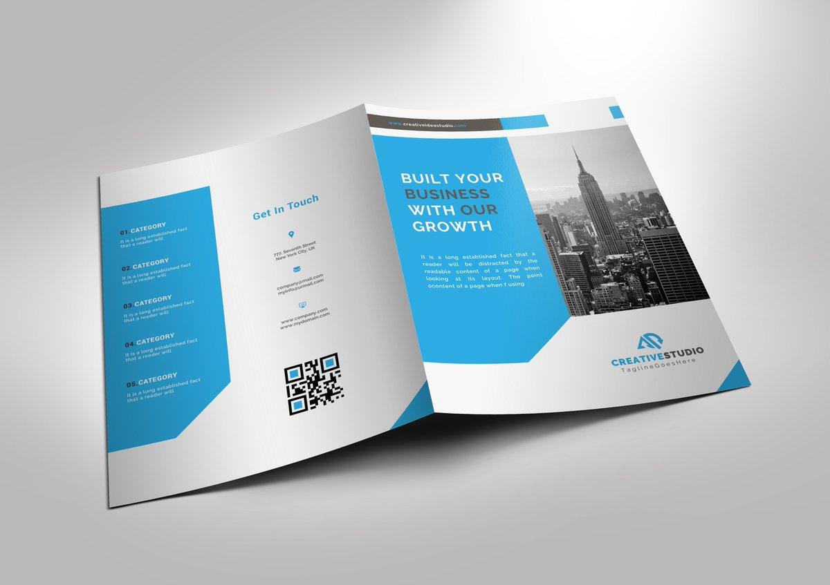 designs template on twitter amazing brochure https t co